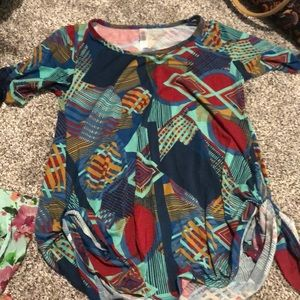 LulaRoe Perfect T NWOT